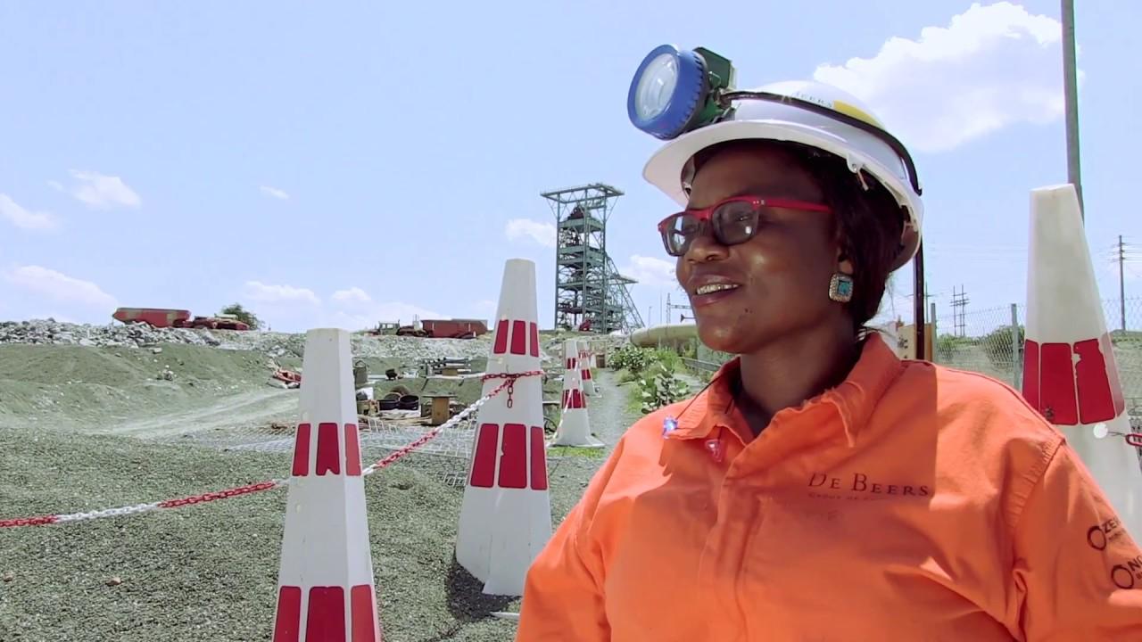 Women In Mining | Phenoah Salani from Venetia Mine