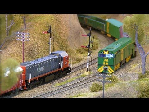 Model Railways : HO Scale Bridgewater