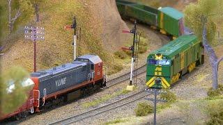 Model Railways : HO Scale Bridgewater