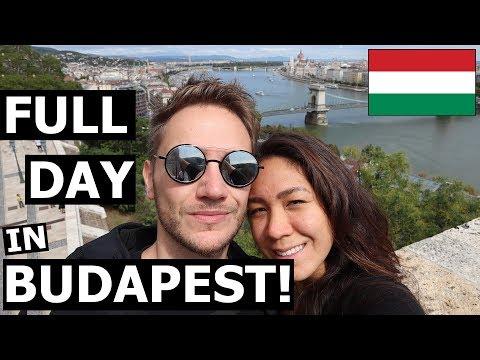 BUDAPEST First Impressions! (Goulash + Fisherman's Bastion + Buda Castle + Margaret Island)