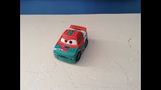 Disney Cars Mini Racers Murray Clutchburn Review