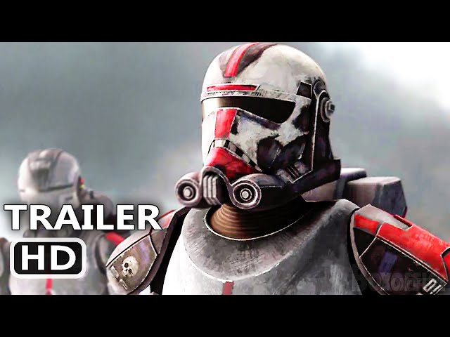 STAR WARS: THE BAD BATCH Trailer 2 (NEW, 2021) Disney+