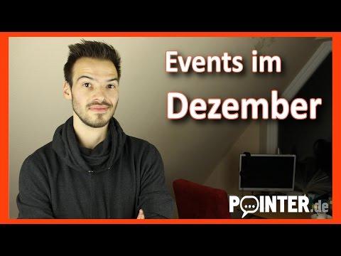 Patrick vloggt - Das erwartet euch im Dezember!