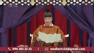 Thủ tướng Nguyễn Xuân Phúc dự lễ đăng quang của Nhật hoàng Naruhito | VTV24