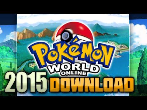 Pokemon World Online 2015 Download