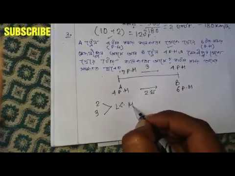 Shortcut Tricks on Trains ( Speed, Distance & Time) BENGALI/WBCS/BANKPO/IBPS/RAIL/CLGCOMPETITIVE