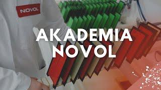 Akademia NOVOL - GRAVIT 600, 610, 650 (naprawa Progu)