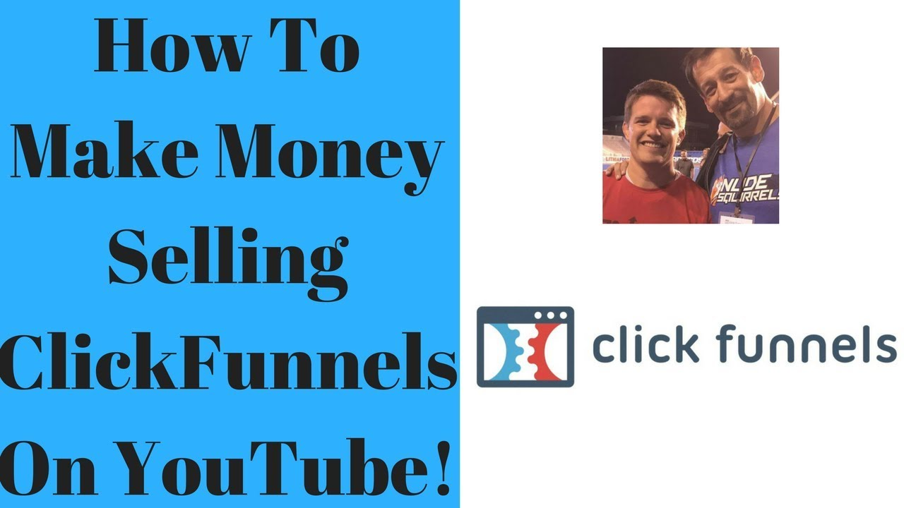 See This Report on Youtube Clickfunnels