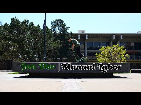 Jon deVrind | Manual Labor