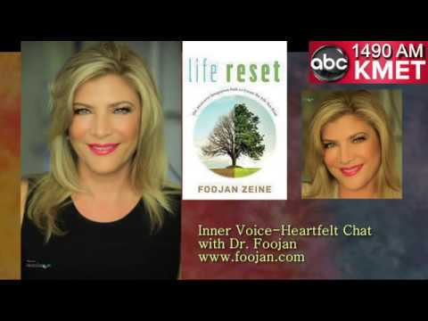 Sooth you Heart  - Inner Voice - a Heartfelt Chat with Dr. Foojan - Interview with Paul Luftenegger,