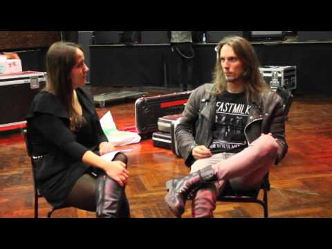 Interview Mathias Nygård - Helsinki - YouTube