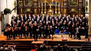 Kerstconcert 2013 - Adagio uit Gran Partita - WA Mozart  (cam2)
