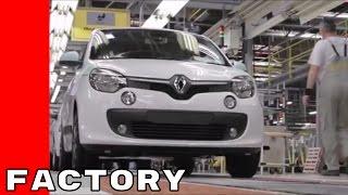 2017 Renault Twingo production Factory Plant