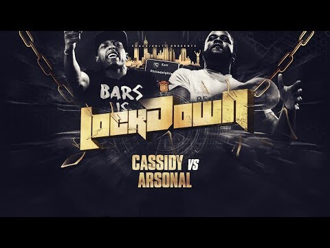 CASSIDY VS ARSONAL RAP BATTLE | URLTV