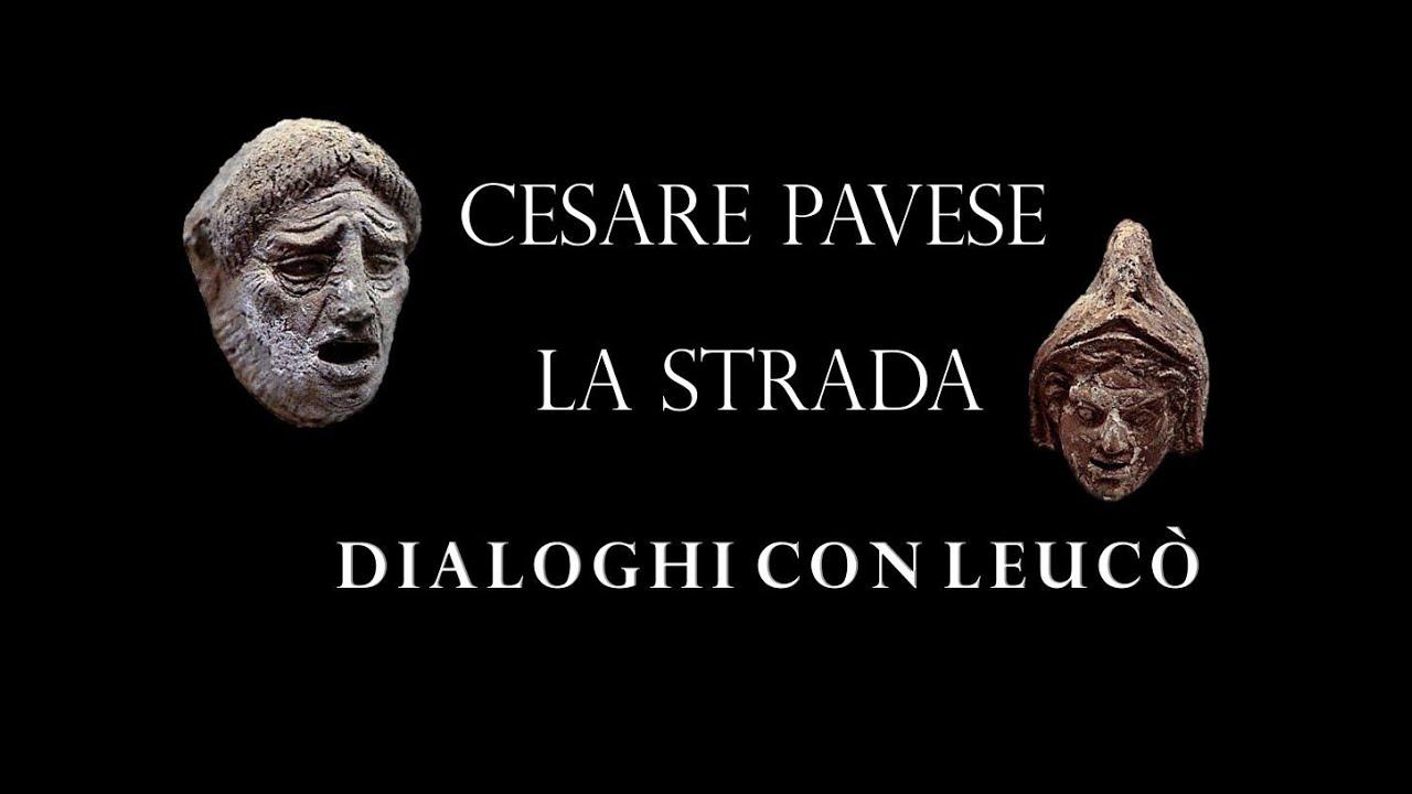 CESARE PAVESE - LA STRADA / AUDIOLIBRO