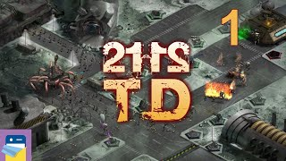 2112TD: Tower Defense Survival - iOS / Android Gameplay Walkthrough Part 1 (by Refinery Productions)