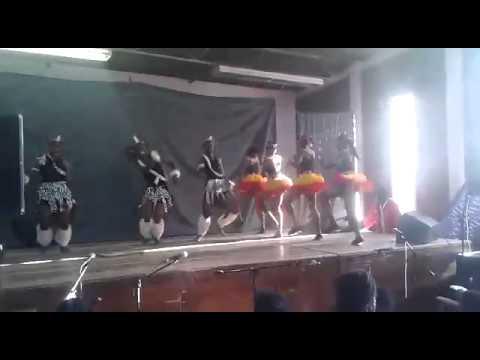 Ezimnyama Dance Group-Zimbabwe