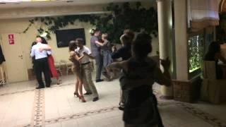 Аргентинское танго в Москве. 2015 г.