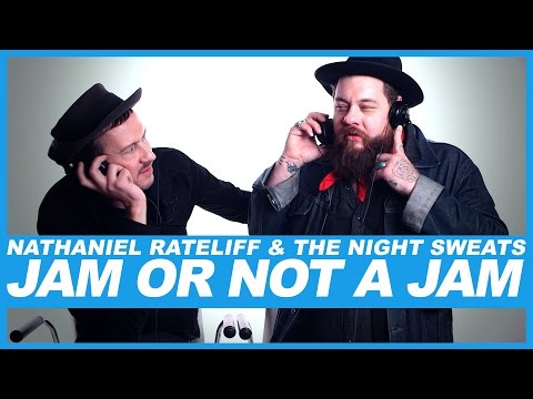 Nathaniel Rateliff & The Night Sweats play
