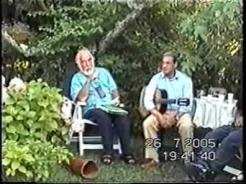 """SALOTTI ESTIVI di Claudio Giombi """"Do semi de limon::::"""" Poesia, Musica & Natura 1.wmv"""
