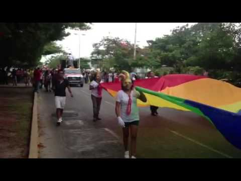 from Judah gay pride cancun