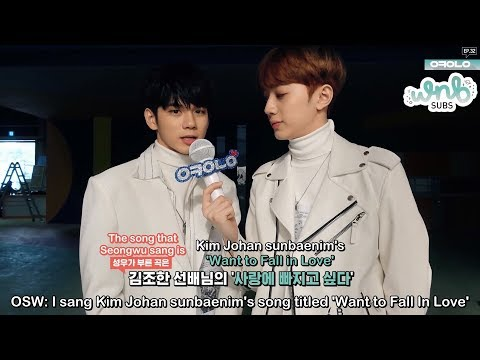 [ENG SUB] 181201 Okay Wanna One Ep 32 -...