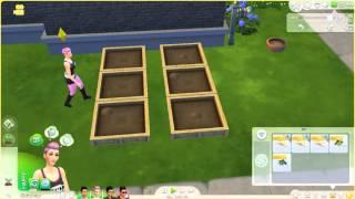 The Sims 4: Gardening