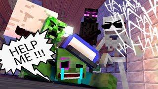 Monster School : ZOMBIE GET BULLIED SAD STORY - Minecraft Animation