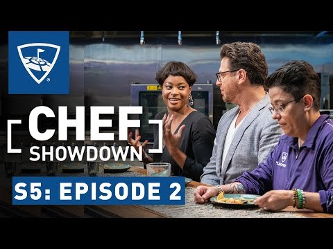Chef Showdown | Season 5: Episode 2 | Topgolf