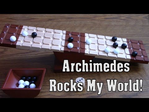 Amazing Marble Game Rock Me Archimedes Youtube