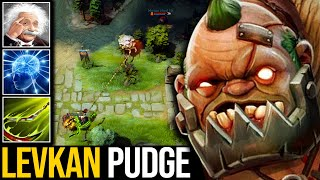 Master Tier Levkan Pudge!!! The Most Insane Pudge Player In The World   Pudge Official