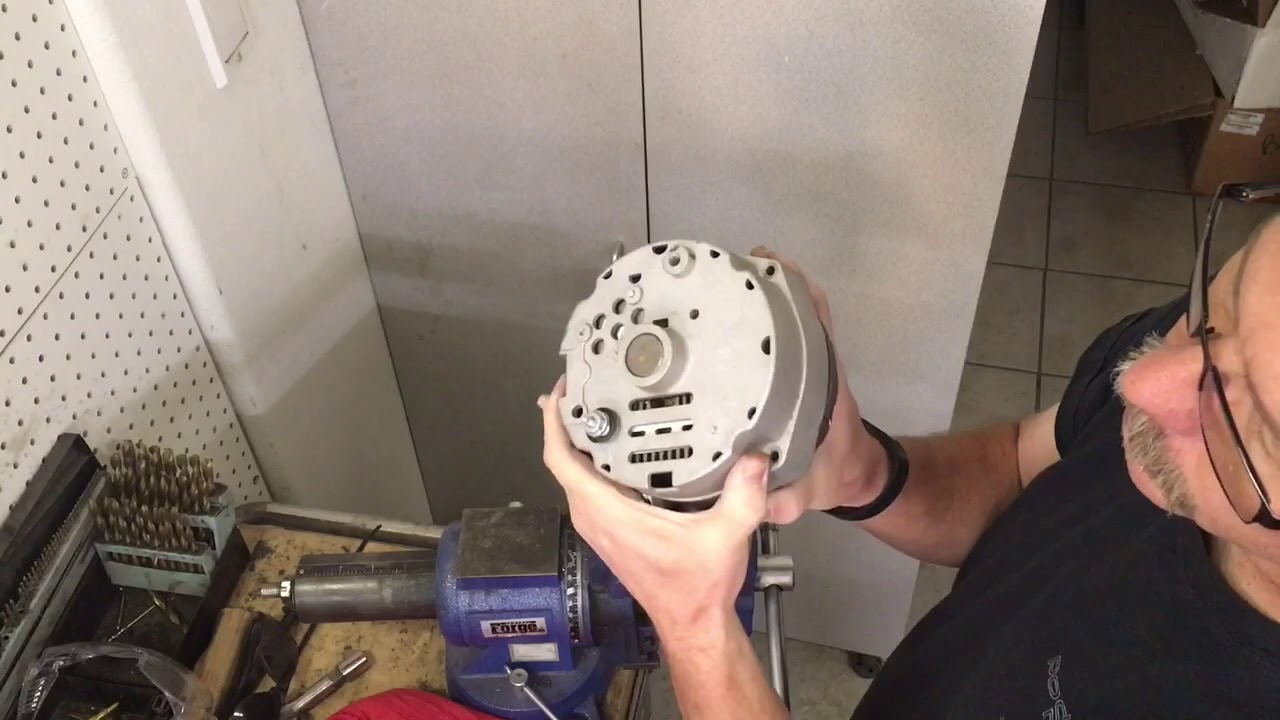 small resolution of one wire alternator conversion