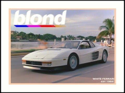 Frank Ocean White Ferrari Outro Music Video Youtube