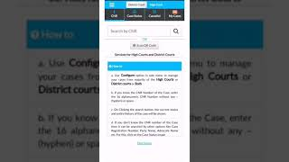 Virtual Courts Traffic Challan Payment - Virtual Courts in eCourts Services App Vcourts in eCourts