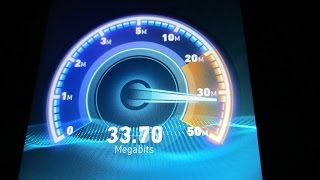 Time Warner Cable Turbo vs Extreme Internet Speed Test