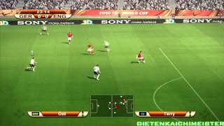 Pro Evolution Soccer 2010 - World Cup Patch (PESEdit) [HD]