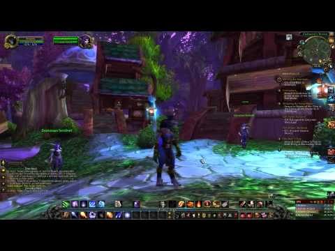 Let's Play World of Warcraft - Part 45 - Day In The City