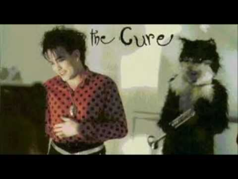 The Cure- The Lovecats Lyrics