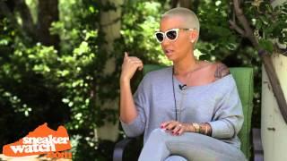 Amber Rose: Wiz' Sneaker Collection, His Favorite Kicks