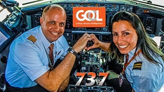 Pilots Rod & Paula fly the Boeing 737 to great destinations!
