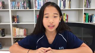 Year 6 Korean International School
