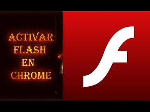 Activar Flash Player En Google Chrome 2017