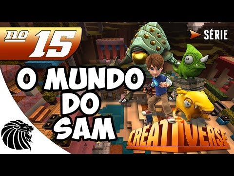 CREATIVERSE: O MUNDO DO SAM E SOPHIA / GUERREIRO DE DIAMANTE #15