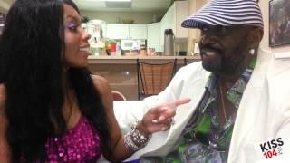 sasha talks with otis williams original member of the temptations