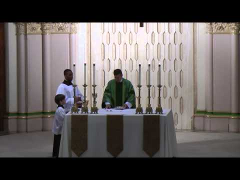 Holy Mass for the 5th Sunday in Ordinary Time