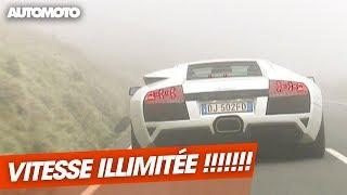Aucune limitation de vitesse à cet endroit de la planète ! (2008)