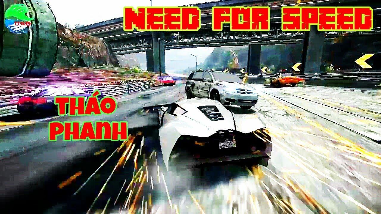 Đua xe ô tô phân khối lớn phần 1√racing high displacement cars part 1(need for Speed most wanted)
