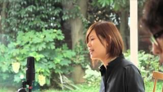"""Japanese singer songwriter Ayaka performs""""Yasashisa ni Tsutsumareta..."""