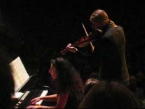 David Garrett und Milana Chernyavska - Csardas Gypsy Dance
