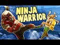Stealthy NINJA Warrior Rabbit vs ARMY!  (Overgrowth New Update Release - Part 1)